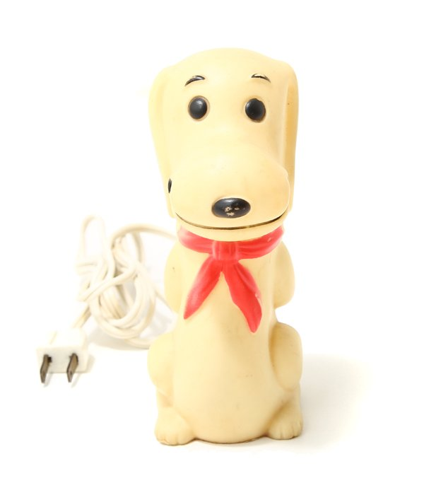 SNOOPY DOG LAMP