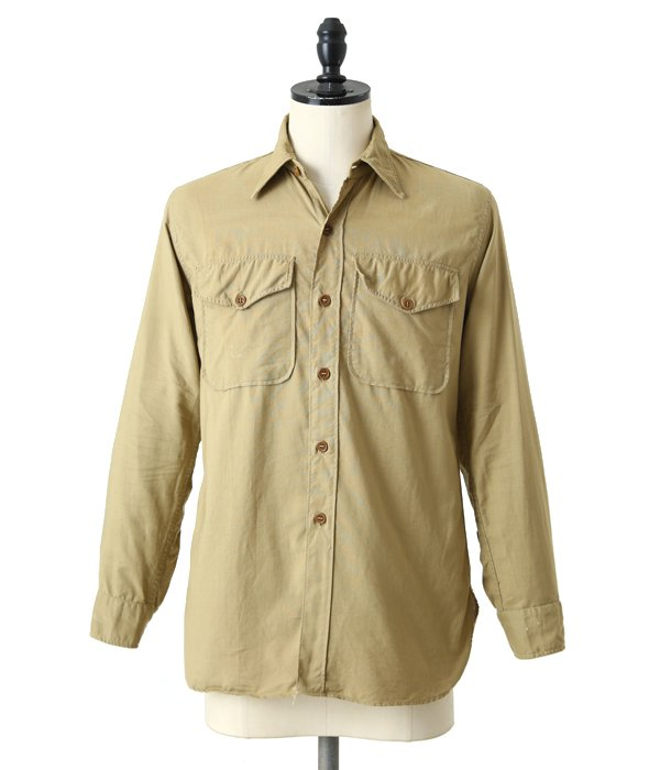 【DEAD STOCK】USMC Chambray Shirt