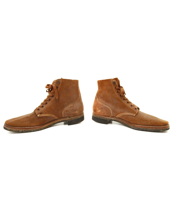 【USED】J.F.McELWAIN CO. LACE UP BOOTS