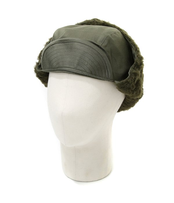 【DEAD STOCK】FRENCH ARMY PAUL BOYE WINTER EXTREME COLD HAT -size59-