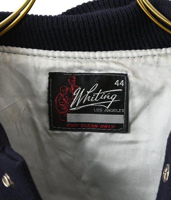 【USED】60'S WHITING AWARD JACKET