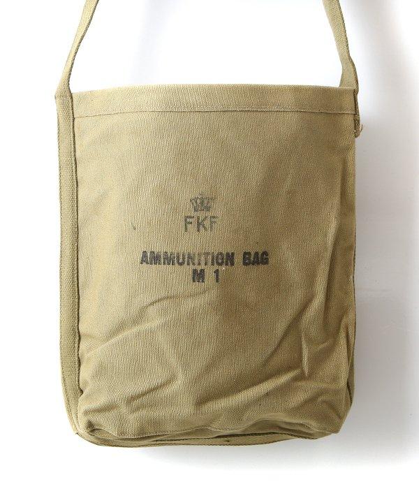 【DEAD STOCK】40's M-1 BAG