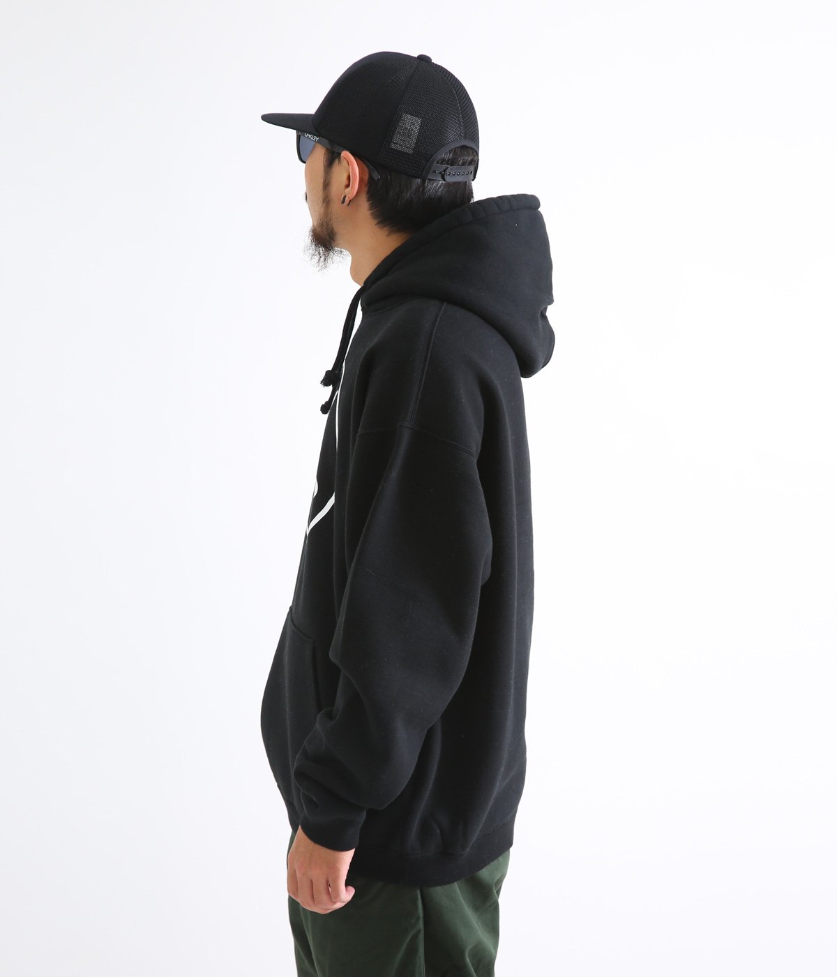 FOODED PARKA S