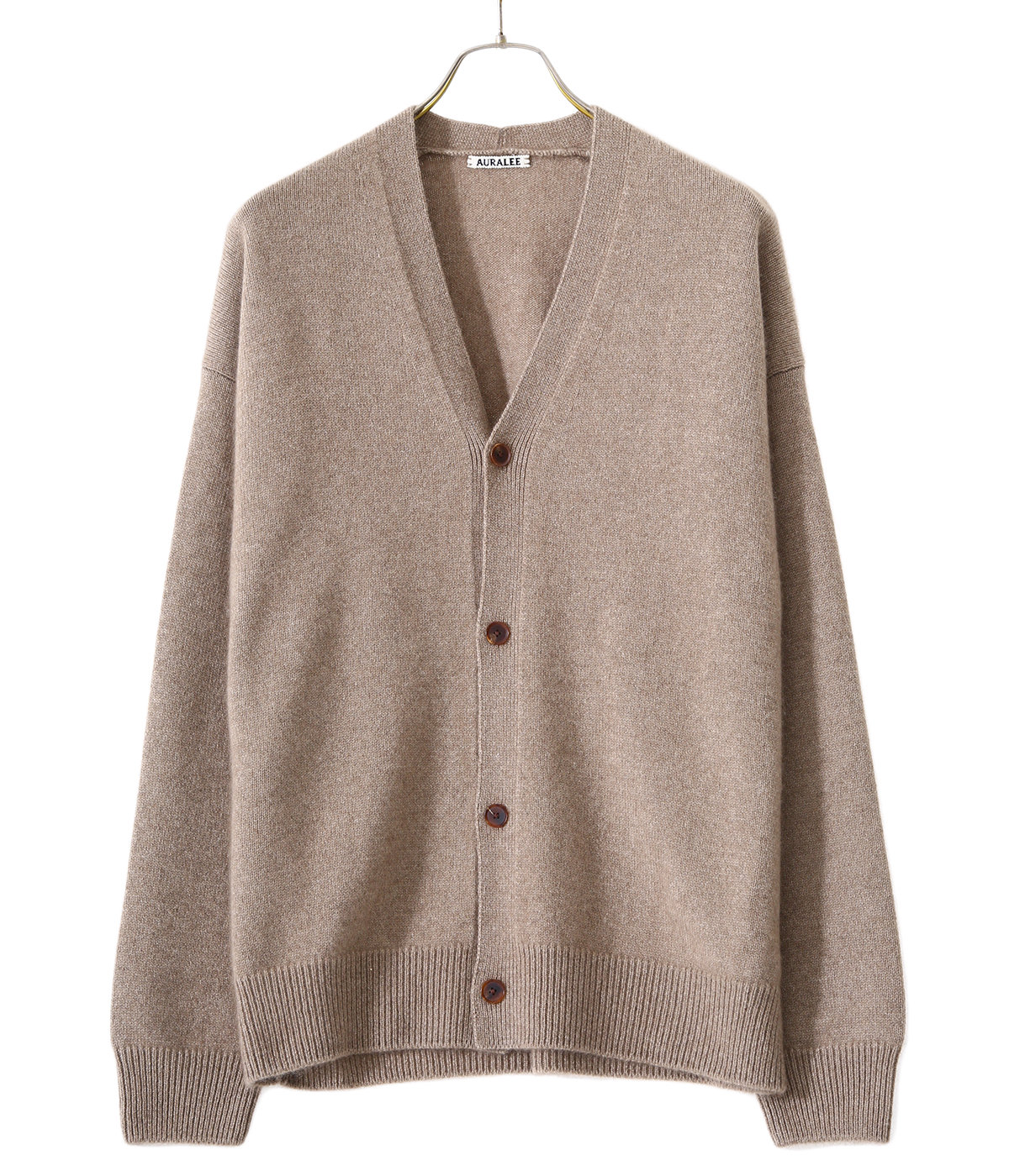 BABY CASHMERE KNIT CARDIGAN