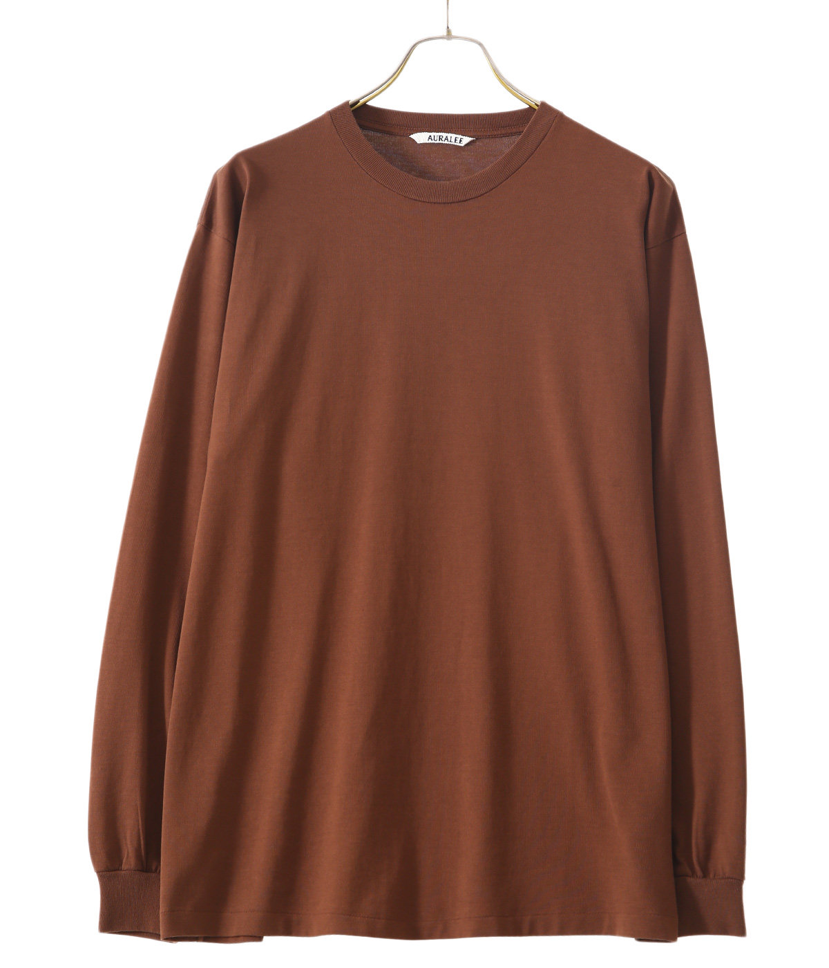 LUSTER PLAITING L/S TEE