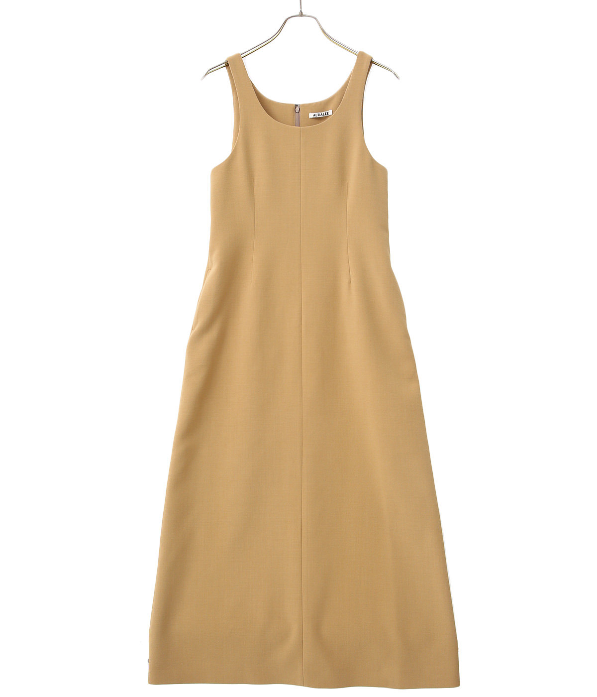 【レディース】TENSE WOOL DOUBLE CLOTH ONE-PIECE