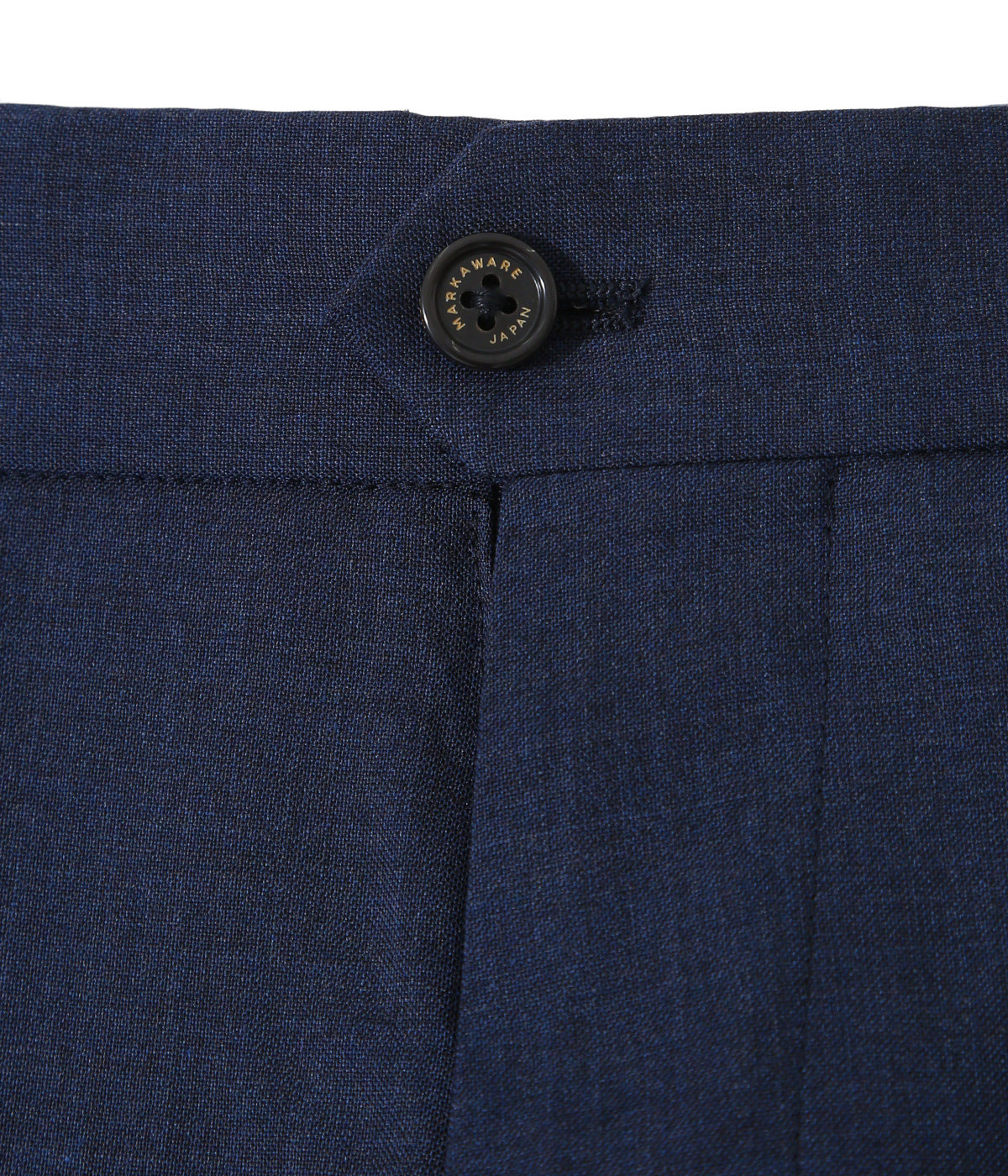 FLAT FRONT TROUSERS - SUPER 120s WOOL TROPICAL -