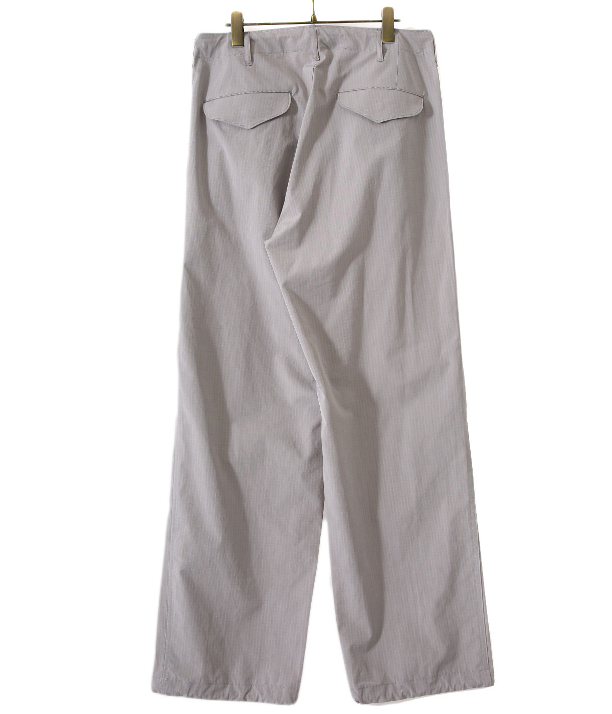 WASHED FINX RIPSTOP CHAMBRAY FIELD PANTS