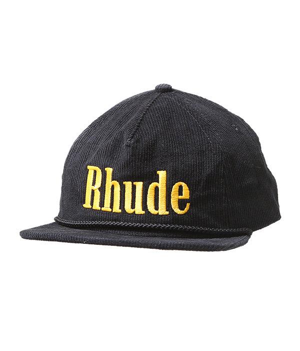 Satin Rhude Logo Hat