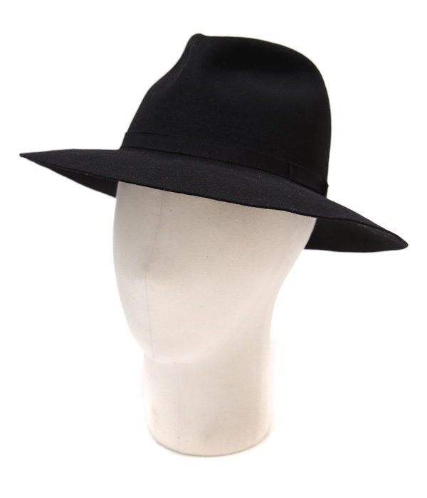 8cm TRAVELLER HAT (RIBBON)