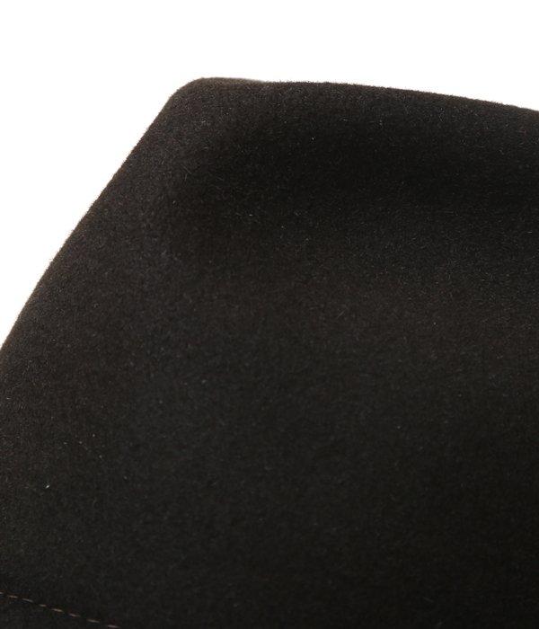 8cm RABBIT 100 HAT (A)