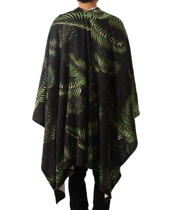 CHILLIN FRENCH TERRY PONCHO