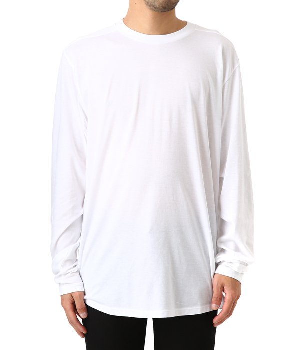 LONG SLEEVE ROUND TAIL