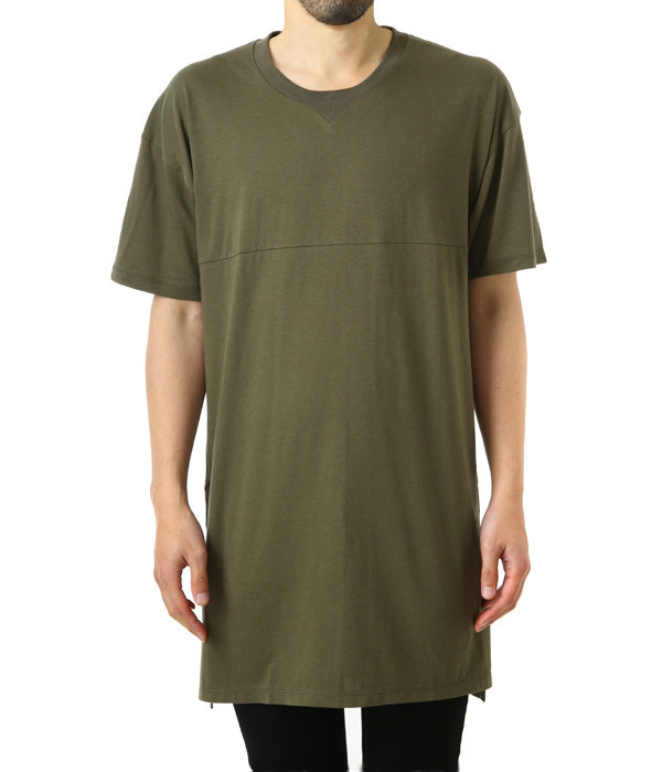 NEW LONG LENGTH TEE