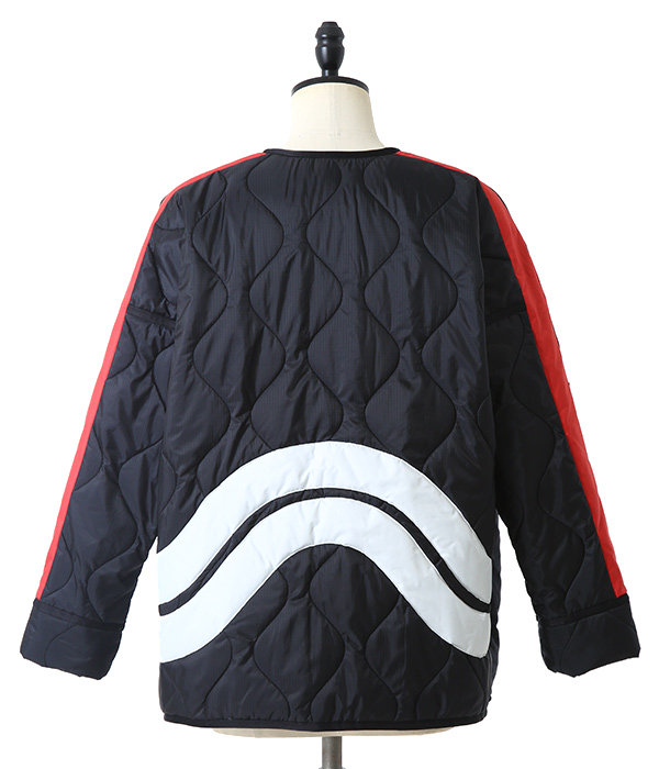 "TRADITIONAL ""HIKESHI"" QUILTED JACKET"