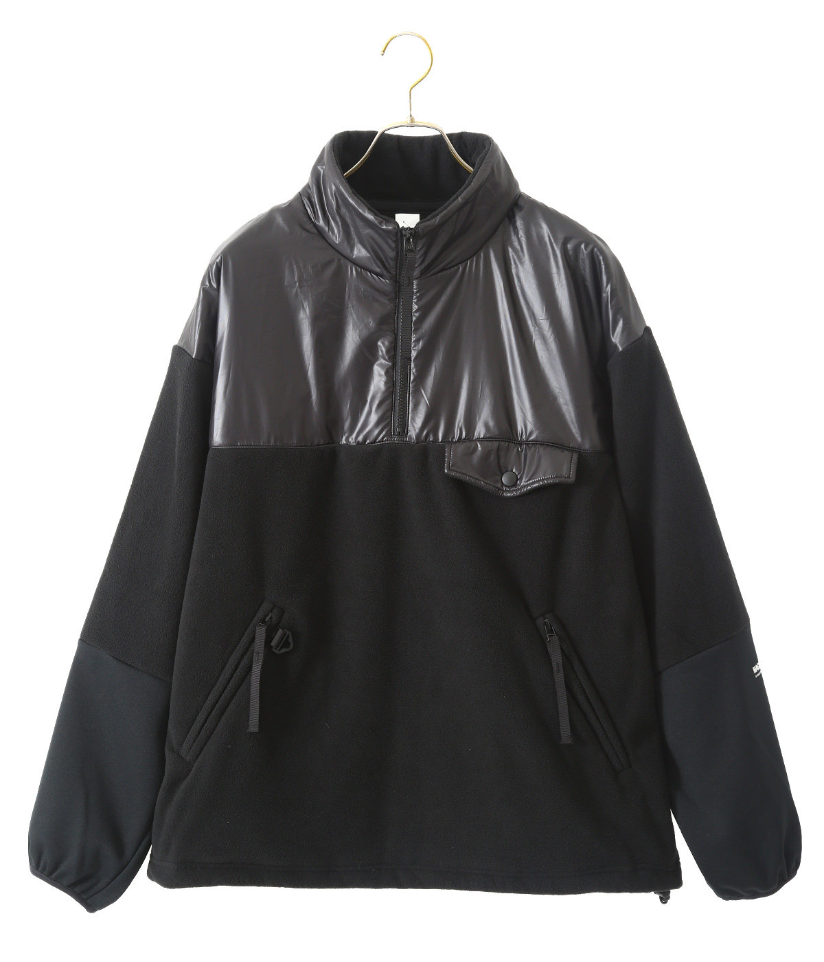 WIND PROOF FLEECE ANORAK