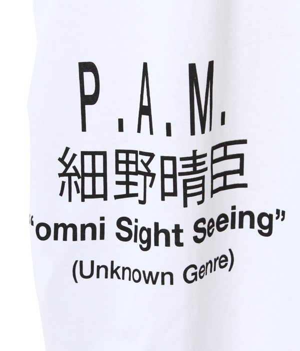 MULTI PERSPECTIVE OVERSIZED T-SHIRT