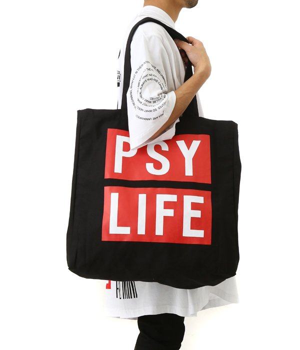 PSY LIFE TOTE BAG