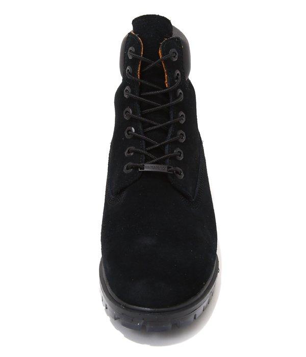 【限定モデル】 Timberland 6 inch Premium Boot - TPU SOLE - (Black )