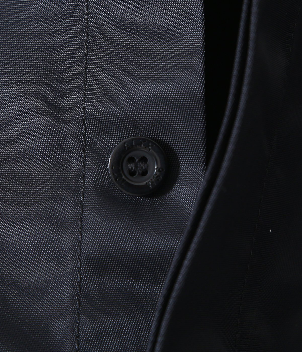 S/S BUTTON UP W/ BUCKLE