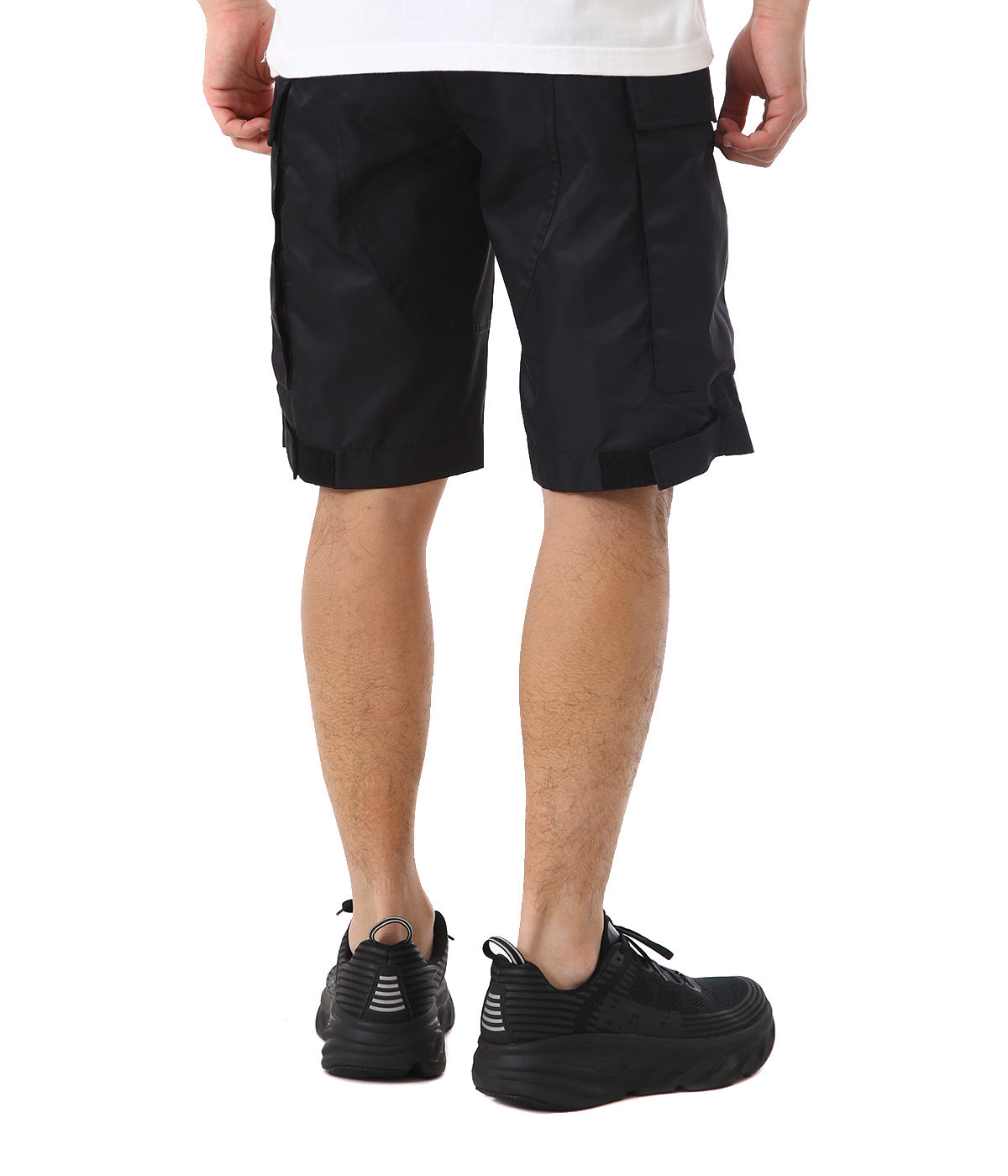 BLACK TACTICAL SHORT
