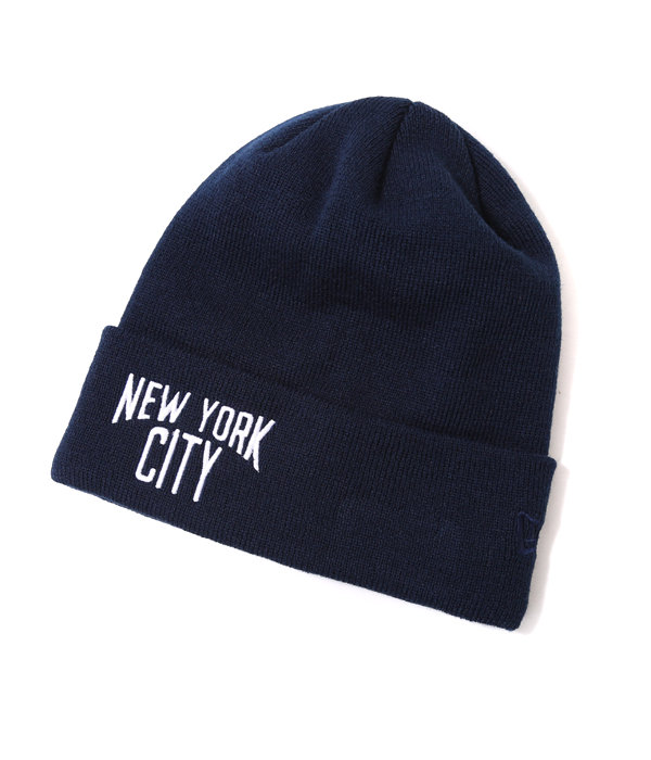 別注CUFF KNIT NEW YORK CITY