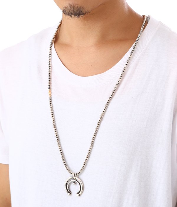 WIRED NAJA BEADS NECKLACE 176
