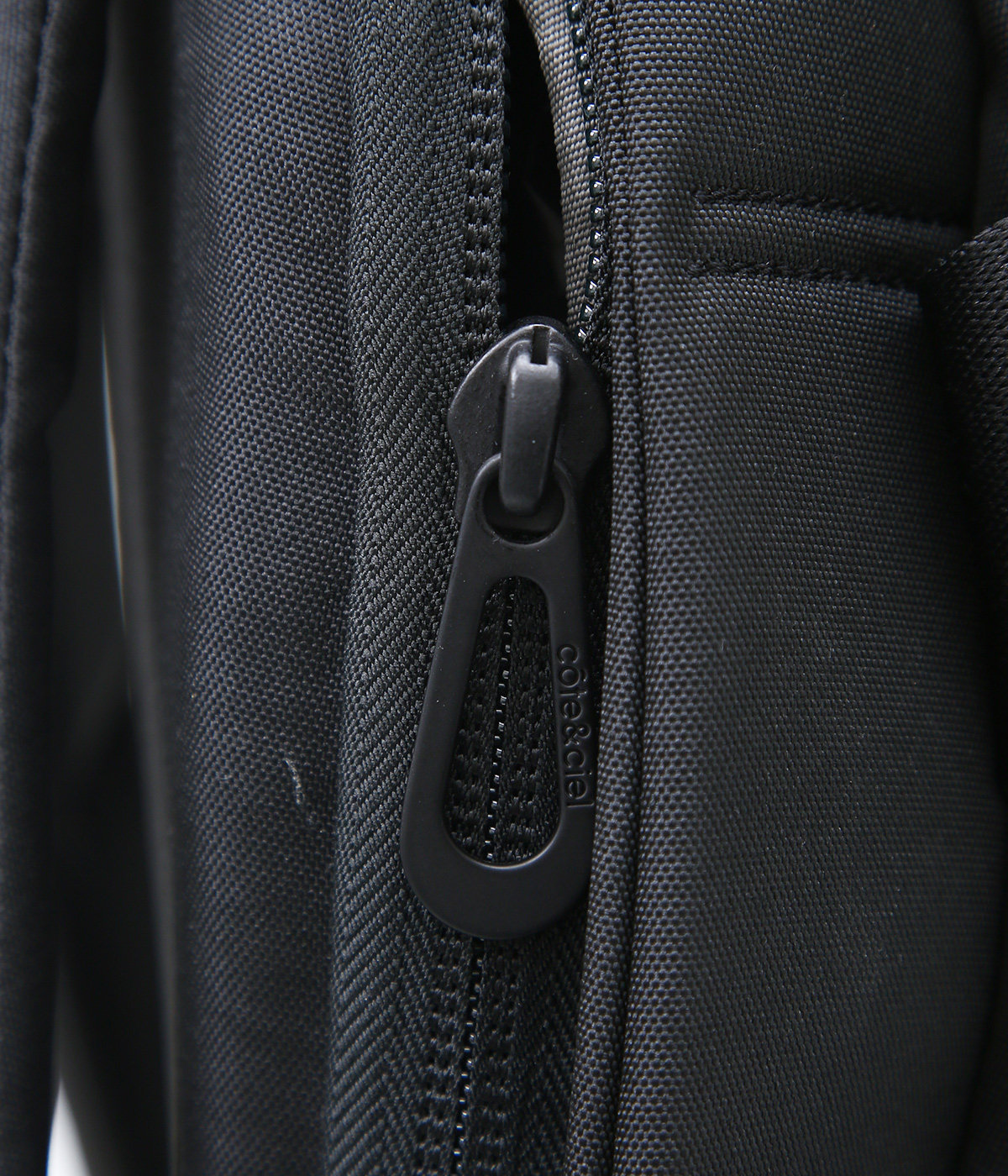 Isar Rucksack M (Eco Yarn / BLACK / Laptops up to 13inch)