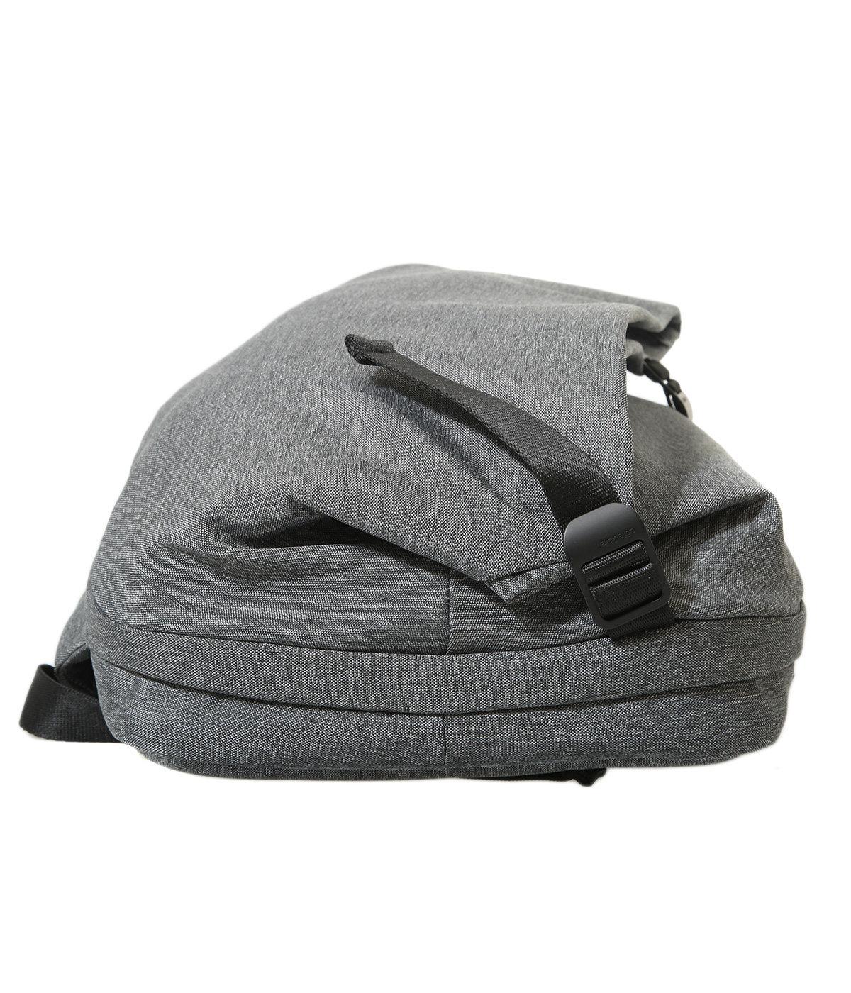 Eco Yarn Isar [Small] (Eco Yarn / BLACK MELANGE / Laptops up to 13inch)