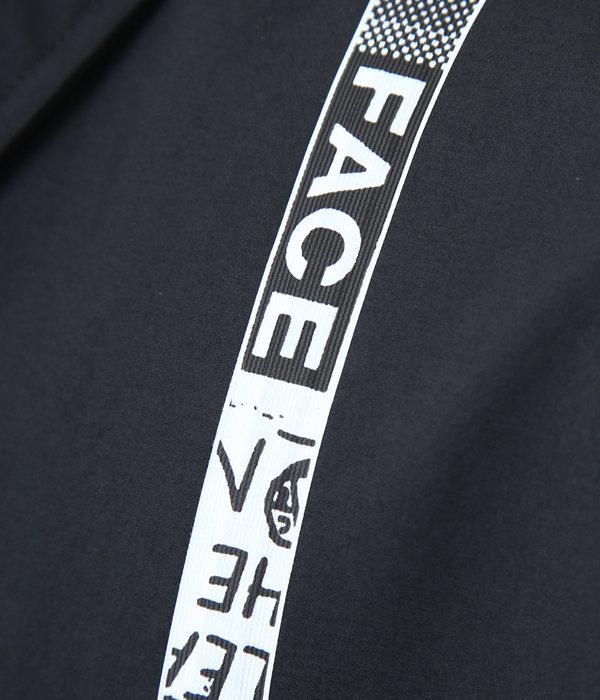 FACE LONG COACH JACKET