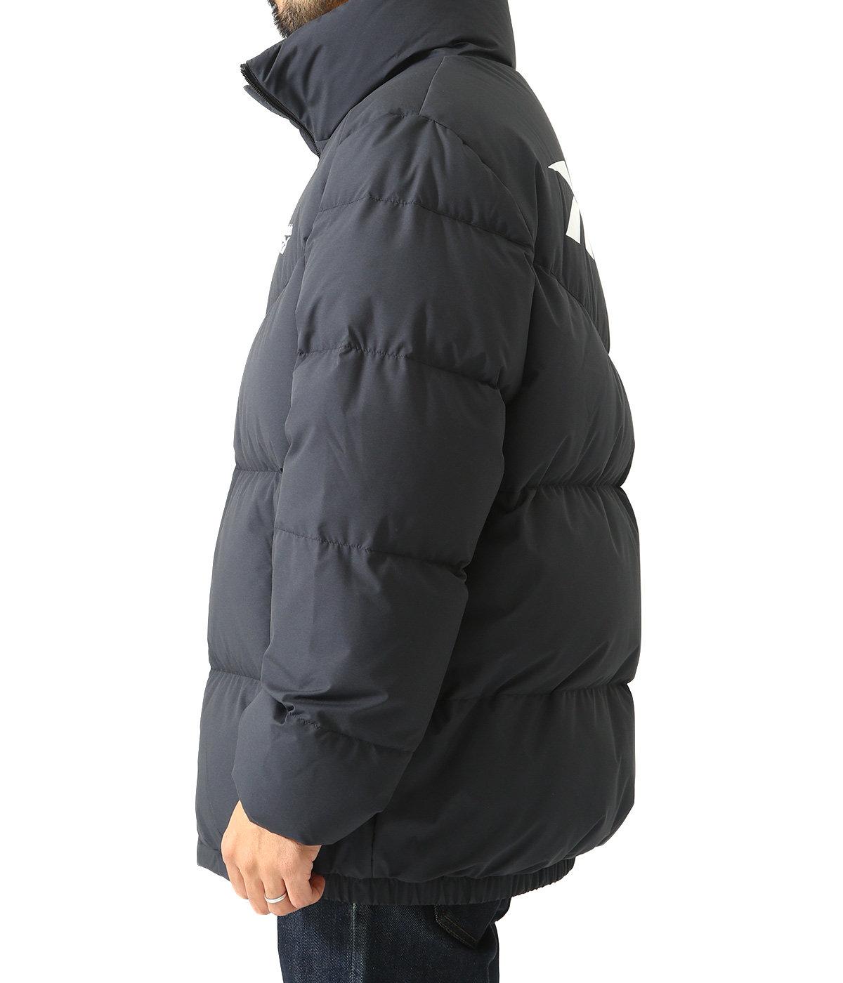 CL ショート パフ ダウン ジャケット