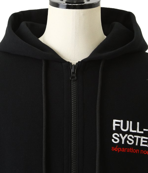 SYSTEMS NEEDLE ZIP PARKA
