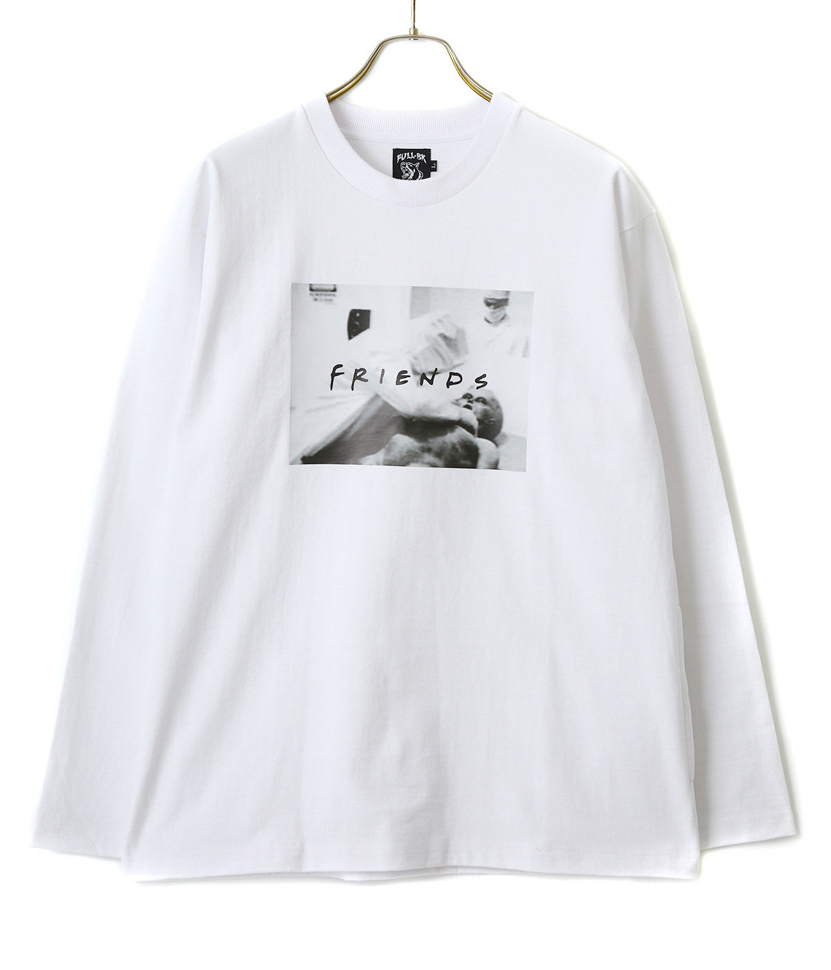FULL-BK x John's By JOHNNY ROSWELL L/S TEE