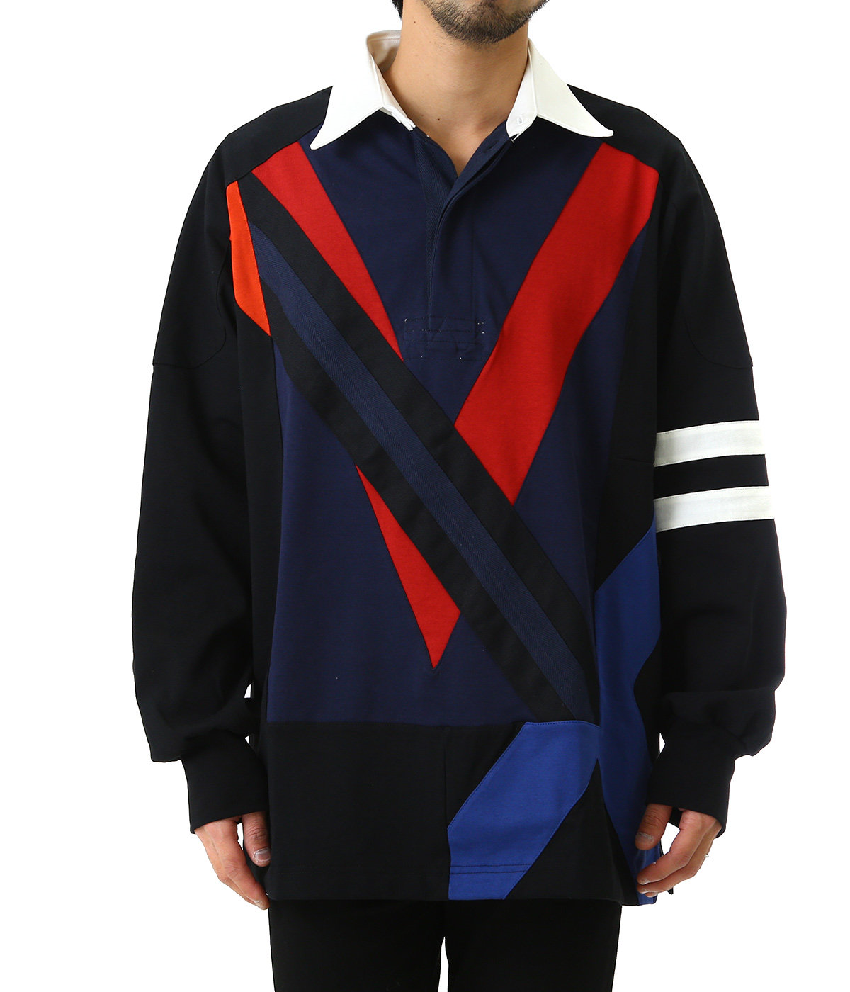 COLORFUL MIX RUGBY SHIRT
