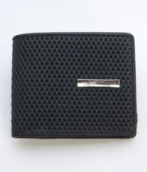 Mesh Fold Wallet