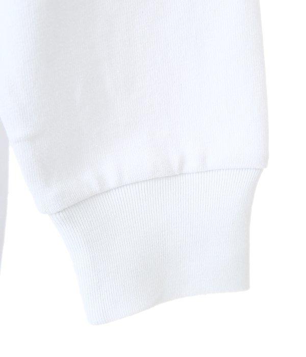 One Point Logo Long Sleeve Tee