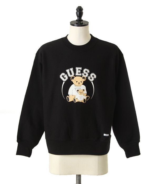 GUESS BEAR SWEATER