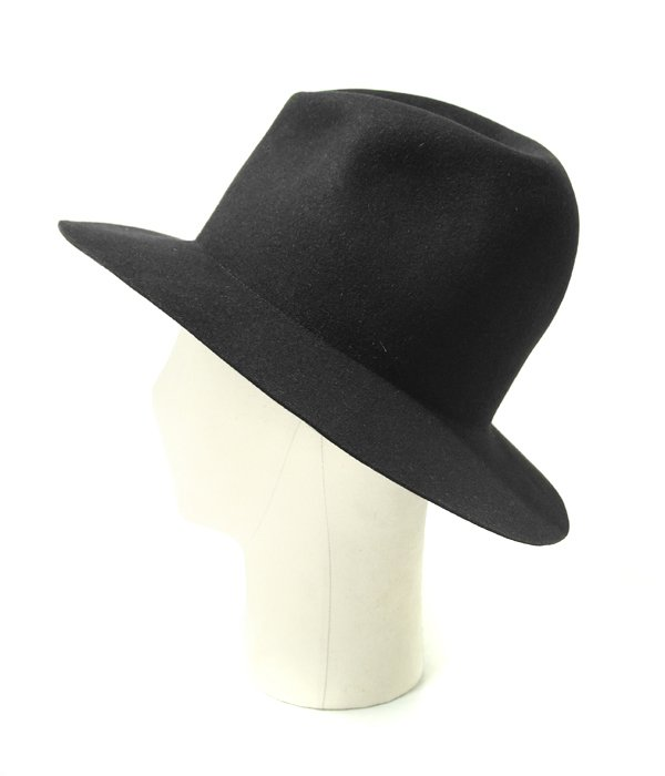 WAX FELT HAT【BEL】