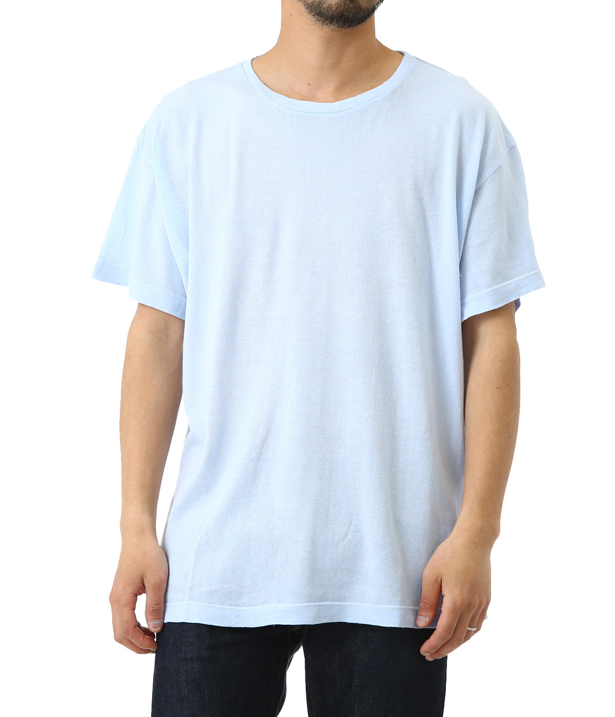 COTTON CASH T-SHIRT S/S