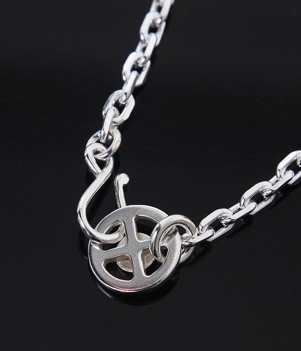 """Hooksquare chain""""50cm"""