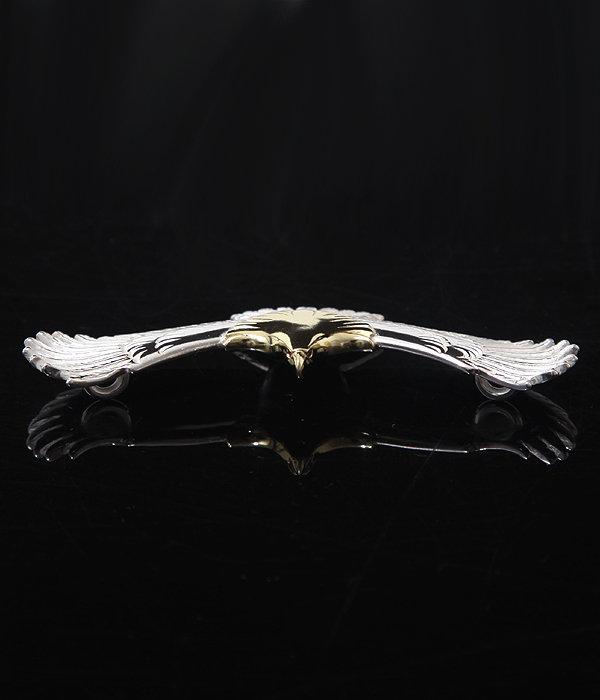 Eagle Pendant top Ruby-M