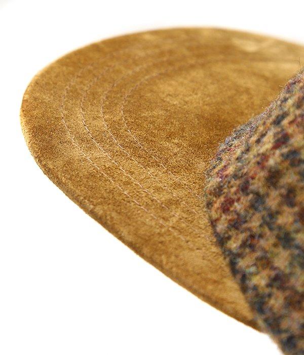 tweed jet cap