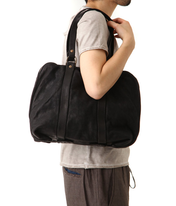 BOSTON BAG (S) - ソフトホース -
