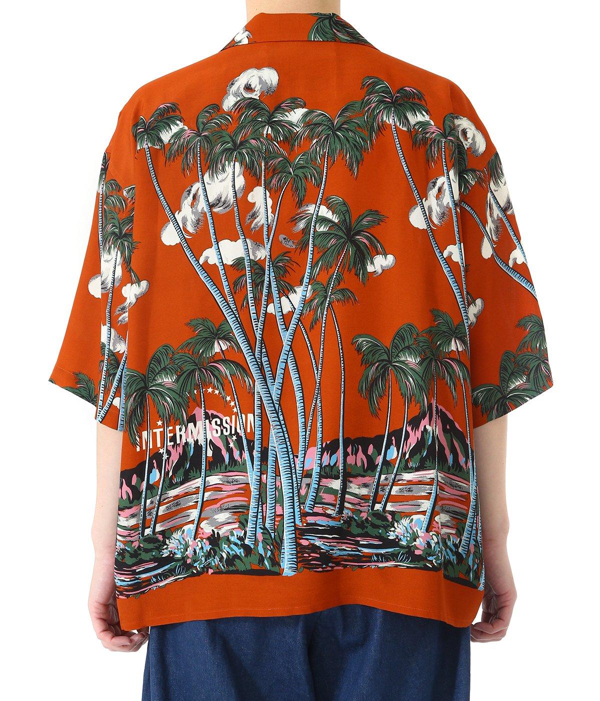 """INTERMISSION"" Aloha Shirt"