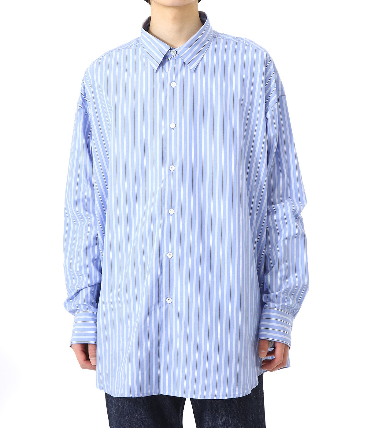 VENTILATION LONG SLEEVE SHIRT