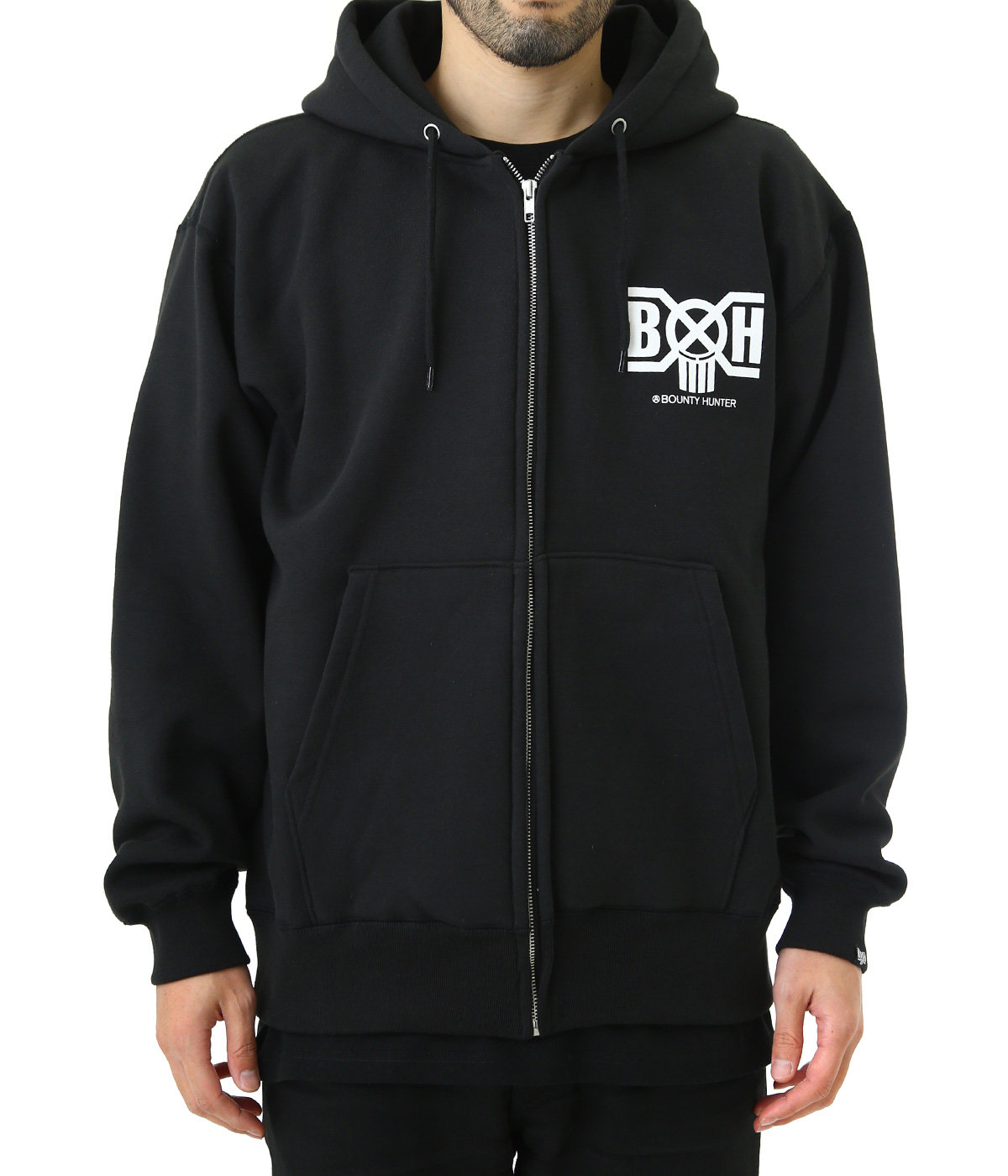BxH Heavy Weight Logo Zip-up Pk