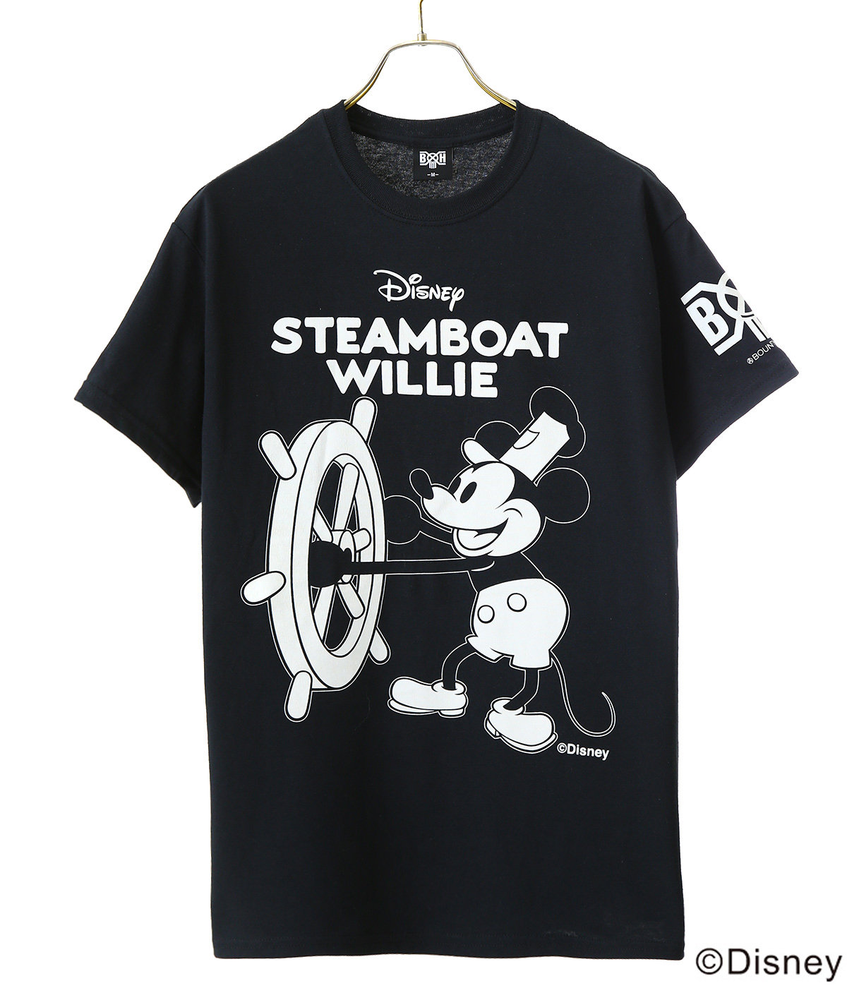 BxH/STEAMBOAT WILLIE Tee