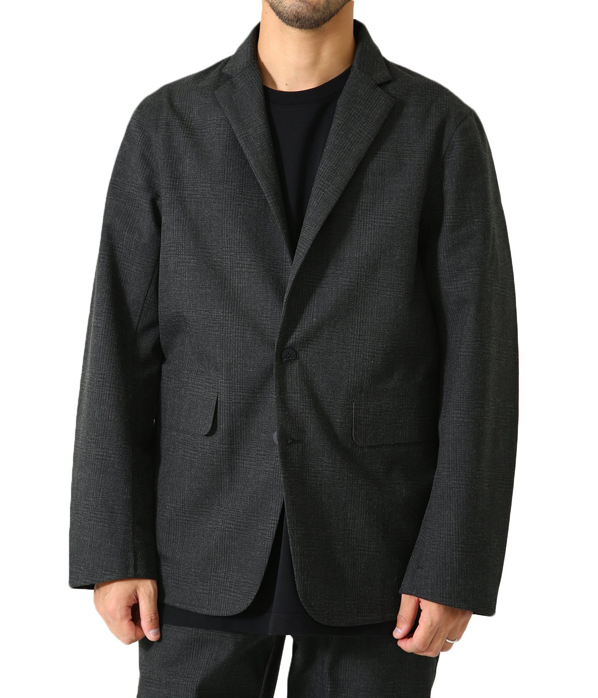 WOOL MIX JACKET