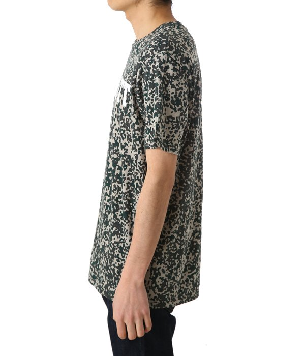 S/S COLLEGE ALLOVER T-SHIRT