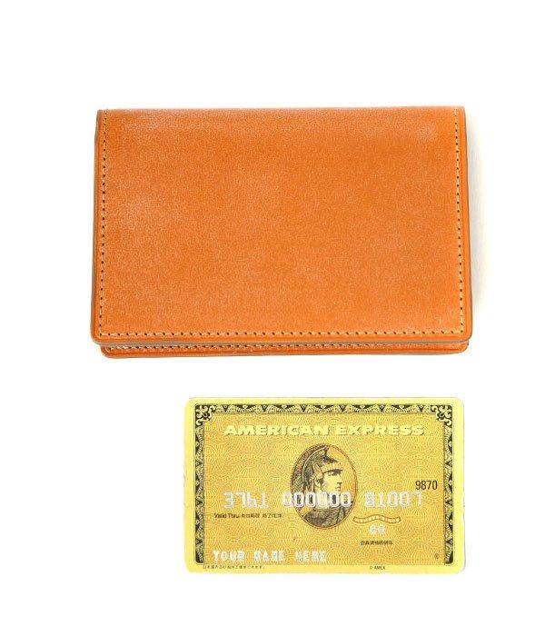 ビル ブライドル カードケース